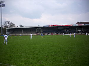 TuS Celle FC - Günther-Volker-Stadion