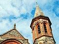 Spire, Moravian church, Belfast - geograph.org.uk - 1226737.jpg