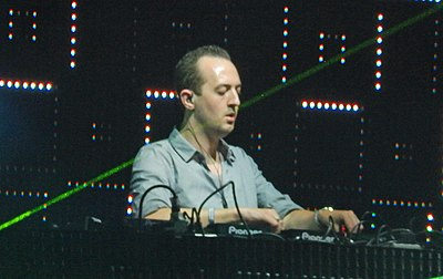 Picture of a band or musician: Wolfgang Gartner