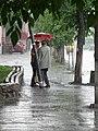 Spring Downpour Scene - Zhytomyr - Polissya Region - Ukraine (27067503531).jpg
