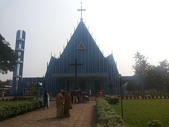 Muthalakodam - Image: St.George Forane Church Muthalakodam