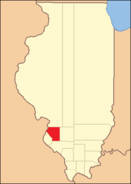 St. Clair County Illinois 1818