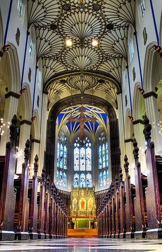 Diocese of Edinburgh - Church of St John the Evangelist, Princes Street (1818)