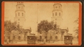 St. Michael's Church, Charleston, S.C, by Havens, O. Pierre, 1838-1912.png