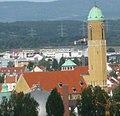 St. Otto war die erste Kirche Bambergs im 20. Jahrhundert. - panoramio.jpg