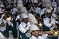 St. Patrick's Day Parade (2013) - Colorado State University Marching Band, Colorado, USA (8565187061).jpg