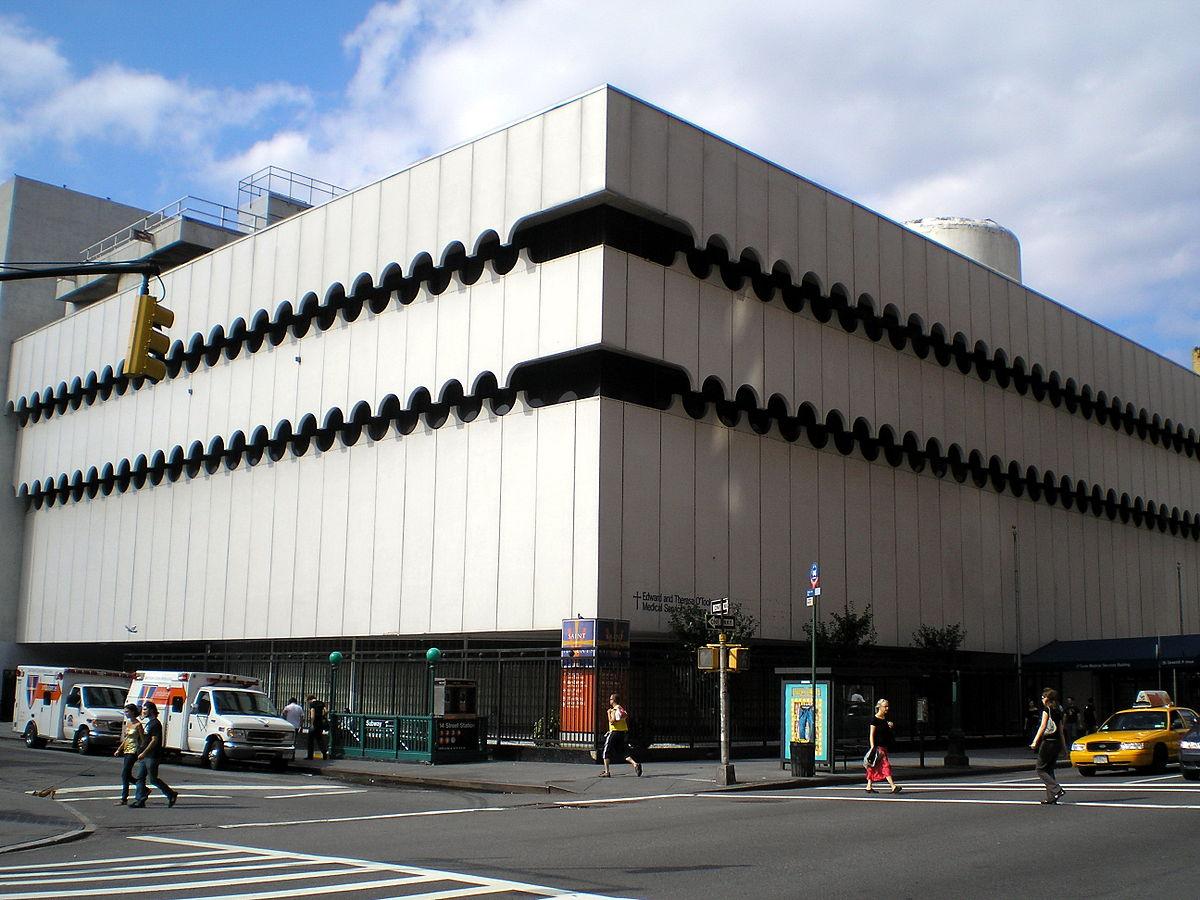 Saint Vincent's Catholic Medical Center - Wikipedia