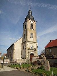 St Bartholomew Church in Lening France.jpg