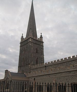 St Columb's Cathedral - Cathedral Church of St Columb, Derry City