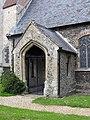 St James, Hockwold cum Wilton, Norfolk - Porch - geograph.org.uk - 855931.jpg