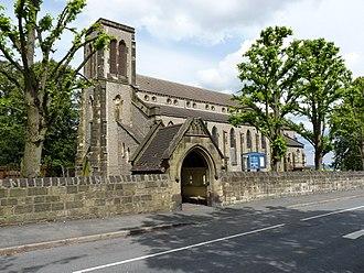 Kates Hill - St. John's Church, Kates Hill