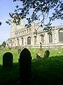 St John the Baptist Church and Churchyard, East Markham - geograph.org.uk - 661457.jpg