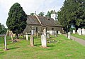 St Laurence, Wormley, Herts - geograph.org.uk - 472890.jpg
