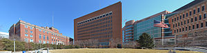 St. Louis County, Missouri - Image: St Louis County MO Government Center rectilinear 1