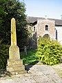 St Mary's church - war memorial - geograph.org.uk - 1263621.jpg