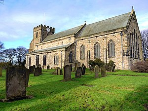 Easington, County Durham - St Mary the Virgin, Easington