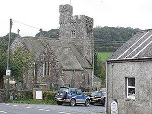 Llanddowror - Image: St Teilo's Church, Llanddowror geograph.org.uk 1002811