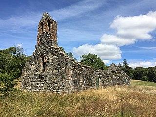 St Trinians Church Church in Isle of Man., Isle of Man