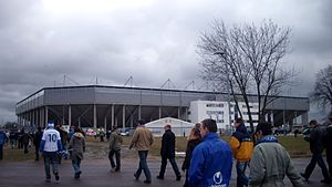 MDCC-Arena - Image: Stadion Magdeburg Aussen