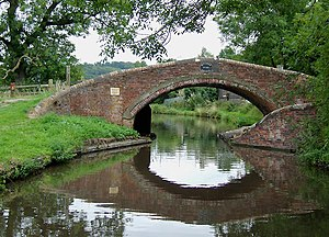 Staffordshire and Worcestershire Canal - Image: Staffs Worcester 105