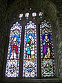 Stained glass window, St Andrew's Church, Moretonhampstead - geograph.org.uk - 940007.jpg