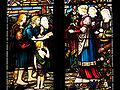 Stained glass window St Andrew's Hingham Norfolk.jpg