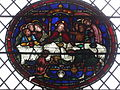 Stained glass windows at Canterbury Cathedral JC 22.JPG