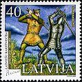 Stamps of Latvia, 2005-19.jpg