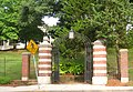 Starkweather Gate - Tufts University - IMG 0914.JPG