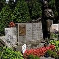 Stary Cmentarz grób Stefana Pogonowskiego Łódź.JPG