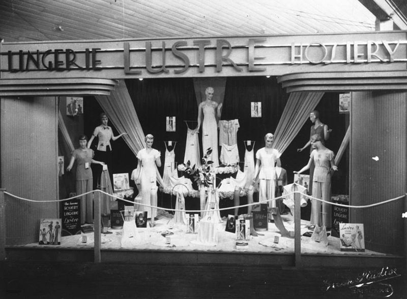File:StateLibQld 1 129042 Lustre lingerie and hosiery display created by the Brisbane Window Display Service, 1937.jpg