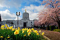 State Capitol in Spring (Marion County, Oregon scenic images) (marDA0019a).jpg