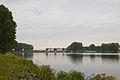 Staustufe und Wasserkraftwerk in der Maas bei Linne.jpg