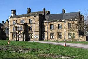 Staveley, Derbyshire - Staveley Hall