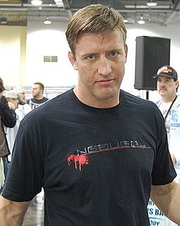 Stephan Bonnar American mixed martial arts fighter