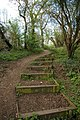 Steps From The Park - geograph.org.uk - 396203.jpg