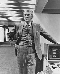 Steve McQueen American actor (1930-1980)