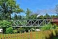 Steyr-Christkindl - Steyrtalbahn - Brücke mit Dampflok Klaus.jpg