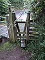 Stile near Illbeare - geograph.org.uk - 1407623.jpg