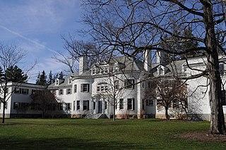 Austen Riggs Center Hospital in Massachusetts, United States
