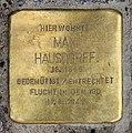 Stolperstein Bayreuther Str 42 (Schön) Max Hausdorff.jpg