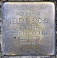 Stolperstein Mainzer Str 16 (Wilmd) Helene Sachs.jpg