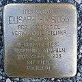 Stolperstein Neu-Ulm Elisabetha Stoss.jpg