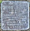 Stolperstein Solingen Schützenstr. 217 Henriette Marx.jpg