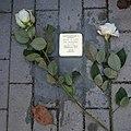 Stolperstein für Alice Glaser, Clara-Zetkin-Straße 1, Chemnitz (2).JPG