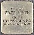 Stolperstein für Jozsef Szabo (Budapest).jpg