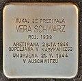 Stolperstein für Vera Schwarz (Lendava).jpg