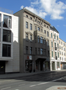 Mietwohn- und Geschäftshaus mit Hofgebäude