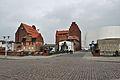 Stralsund, Am Fischmarkt, Kreuzung Neue Semlower Straße (2012-03-18), by Klugschnacker in Wikipedia.jpg