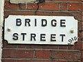 Street name sign - geograph.org.uk - 900282.jpg